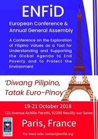ENFiD  2018 European Conference Online Registration Form