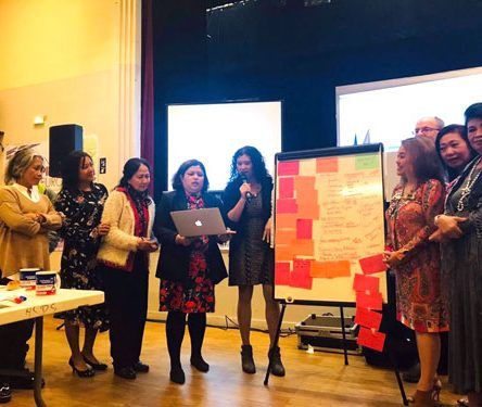Filipino Diaspora in Europe strengthen bond in Paris summit