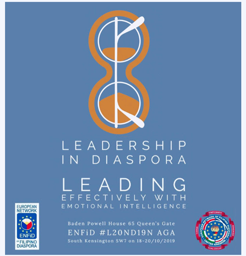 Leadership-in-Diaspora AGA 2019