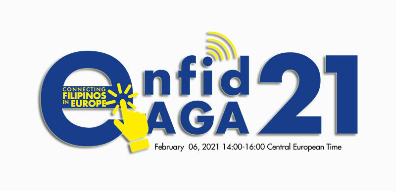 ENFiD Virtual Annual General Assembly 2021