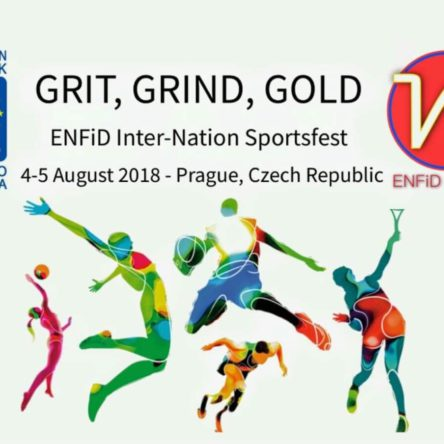ENFiD Inter-nation Sportsfest 2018