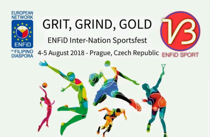 ENFiD Inter-nation Sportsfest 2018